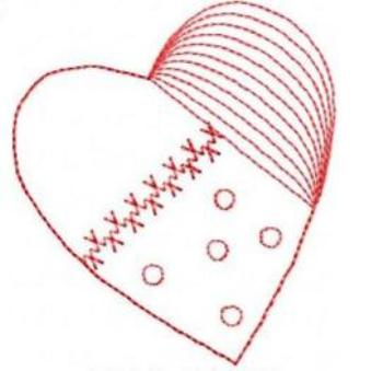 A Patched Heart